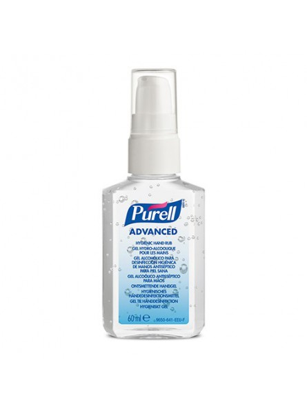 Purell 60ml pump bottle